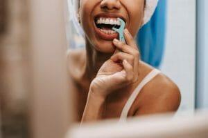 couleur des dents